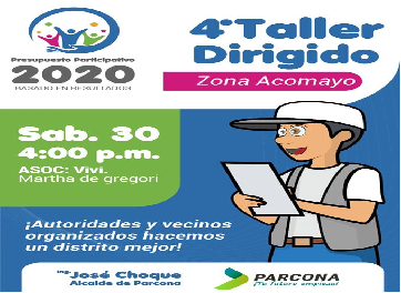 NOTA DE PRENSA N° 069-2019